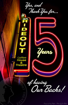 Tribute to HIdeout's 15th!