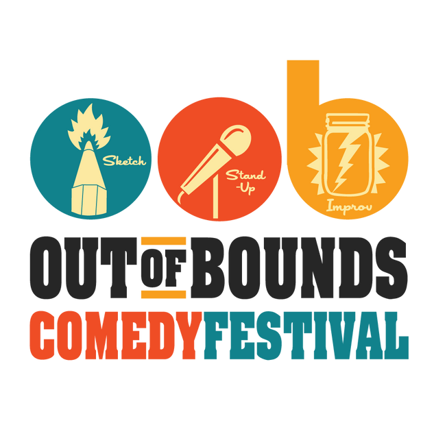 Out of Bounds • Logo
