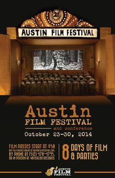 Austin Film Festival - 3 of 3 - On Screen
