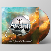 """Album Cover for """"The Musical Movement"""" for Avatar"""