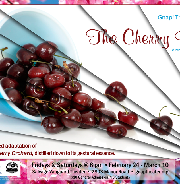 Poster for The Cherry Bowl (SVT Theatre)
