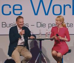 mit Hans- Joachim Watzke