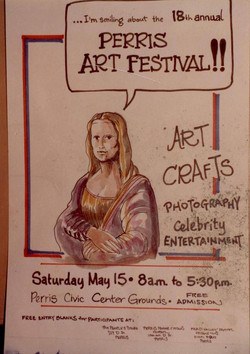 Annual Perris Valley Arts Festival