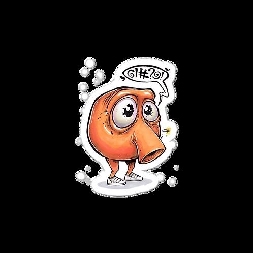 Q-BERT sticker