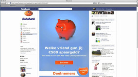 Rabobank Geld Gunnen