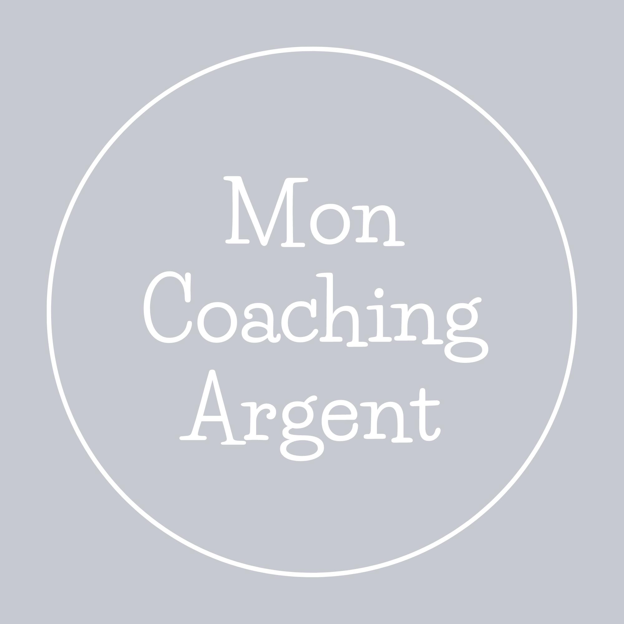 Mon Coaching Argent
