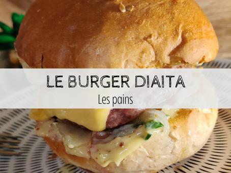 Le Burger Diaita - Les Pains ★