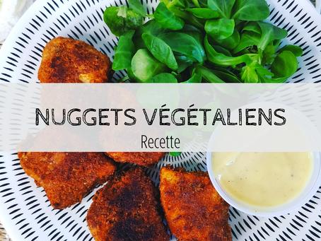 Nuggets Végétaliens
