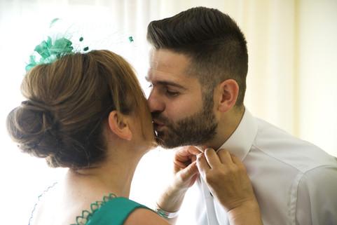 Historia de amor de Myriam y Hugo - Boda en el Mesón Real - Molinaseca