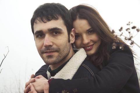Sara y Pablo - Amor en Invierno