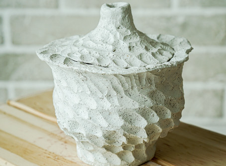 Kurinuki Gaiwan: How to make a lidded tea bowl by carving clay