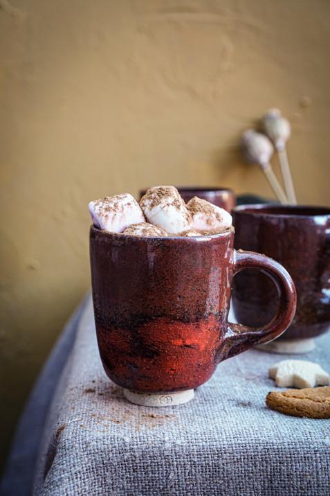 Rust teacup