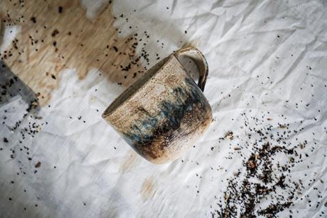 Seaside-Inspired Mug