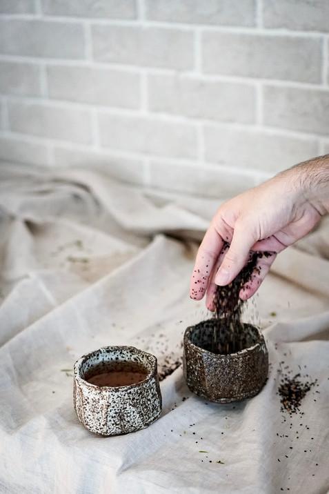 Chawan 'tea bowl' Set