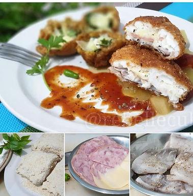Filets de poisson chancelier (Filete de pescado canciller)