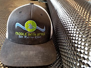 Paddle With Style Trucker Cap