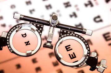 ophthalmology eye exam tool