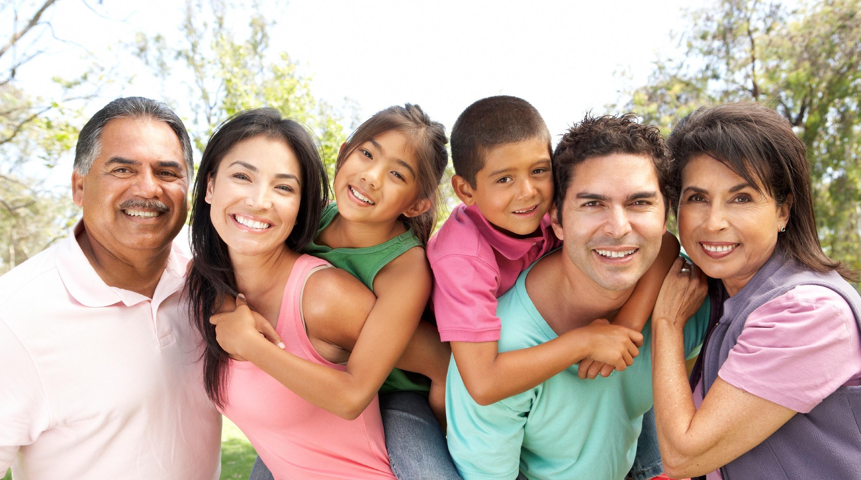 Latino Family--iStock_000011097544_Large