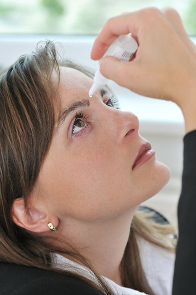 prescription eye drops to treat dry eye disease