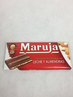 Chocolat Maruja aux Amandes