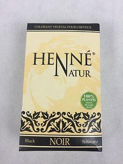 Henné Natur -Noir