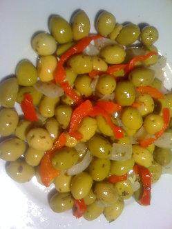 Olives à la provençale 500g