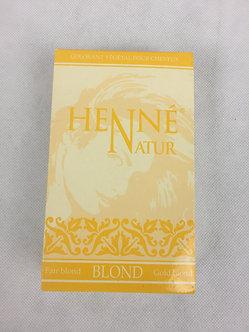 Henné Natur - Blond