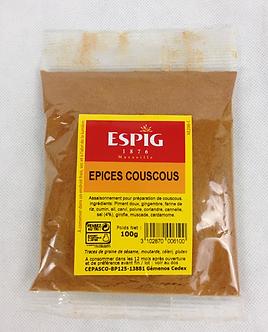 Epices couscous 100g