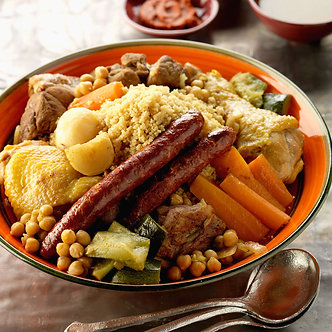 Couscous Royal (4 pers)