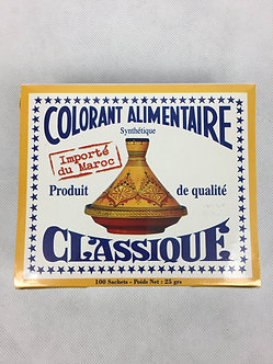 Colorant Alimentaire 100 x 25g