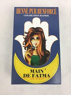 henné Pur Renforcé - Main de Fatma -