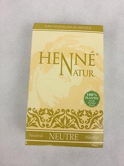 Henné Natur - Neutre