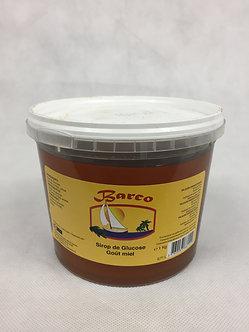 Sirop de Glucose Gout miel Barco 1kg