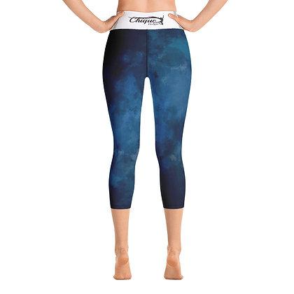 🌟Chique Sport Midnight Capri Leggings