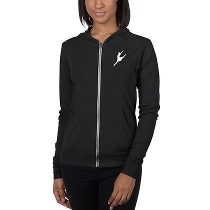NCDA Unisex zip hoodie