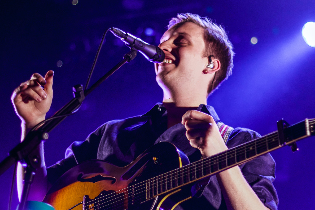 George Ezra staying in Montreal