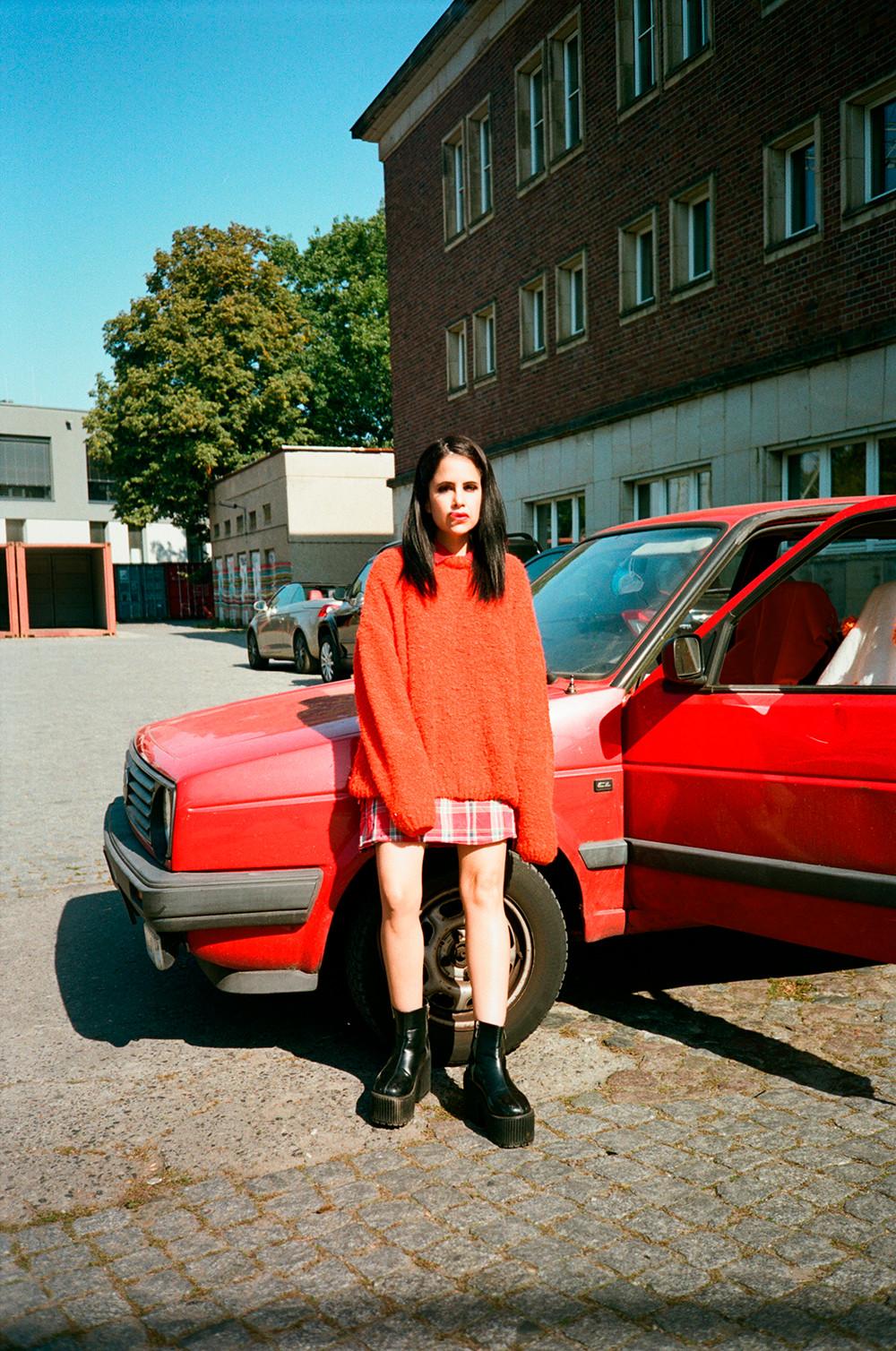 Eyes On: Sofia Kourtesis