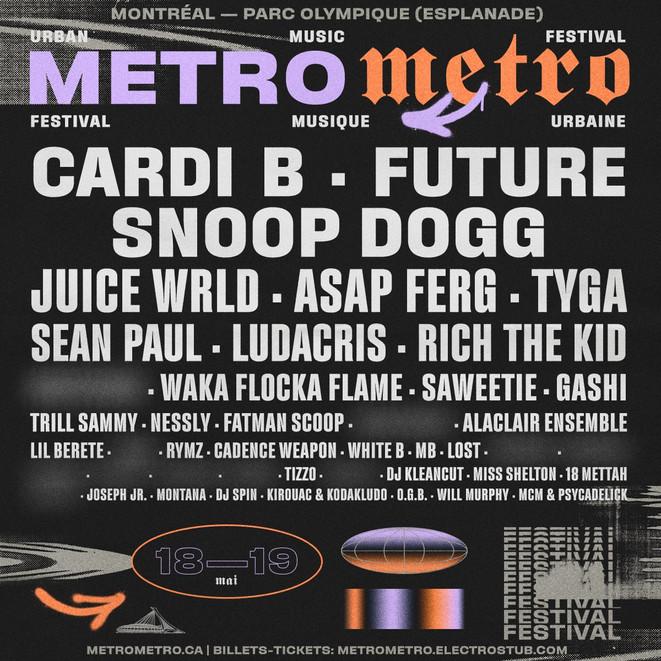 Metro Metro Festival: Une programmation audacieuse