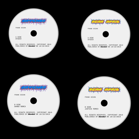 [LISTEN] Frank Ocean Releases New Singles 'Dear April' and 'Cayendo'
