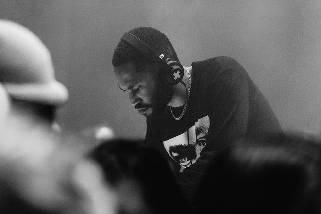 Behind the lens: Kaytranada