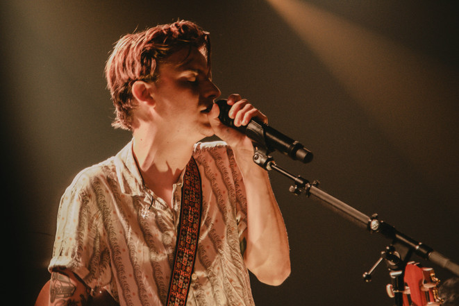 A Chat With: Scott Helman