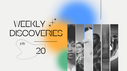 Weekly Discoveries: Laroie, Tora, Eartheater, Emanuel & More
