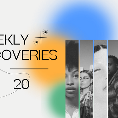 Weekly Discoveries: Laroie, Tora, Eartheater, Emanuel & More
