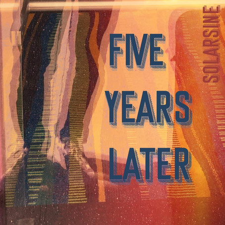 Single Premiere: Five Years Later by Solarsine