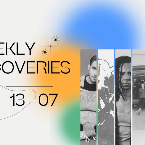 Weekly Discoveries: Alex Lustig, Zach Zoya, Telquist, Miro & More