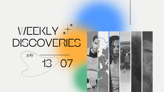 Weekly Discoveries: Alex Lustig, Zach Zoya, Telquist, Miro & More
