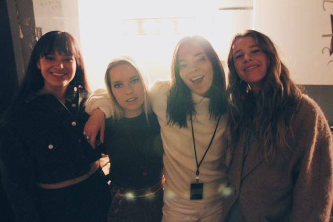 A Chat With: The Aces