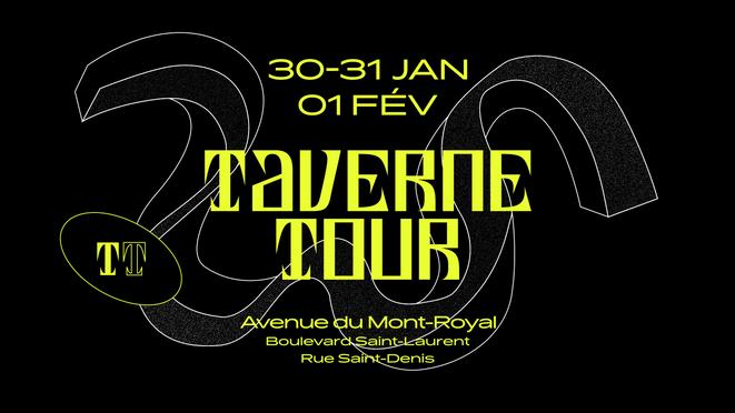 Taverne Tour 2020: Les spectacles à ne pas manquer !
