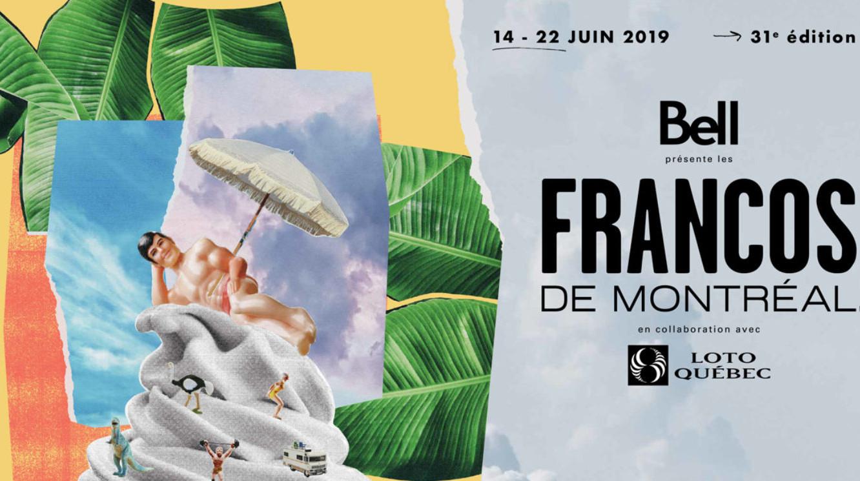 Les spectacles gratuits à voir à l'extérieur aux Francos 2019