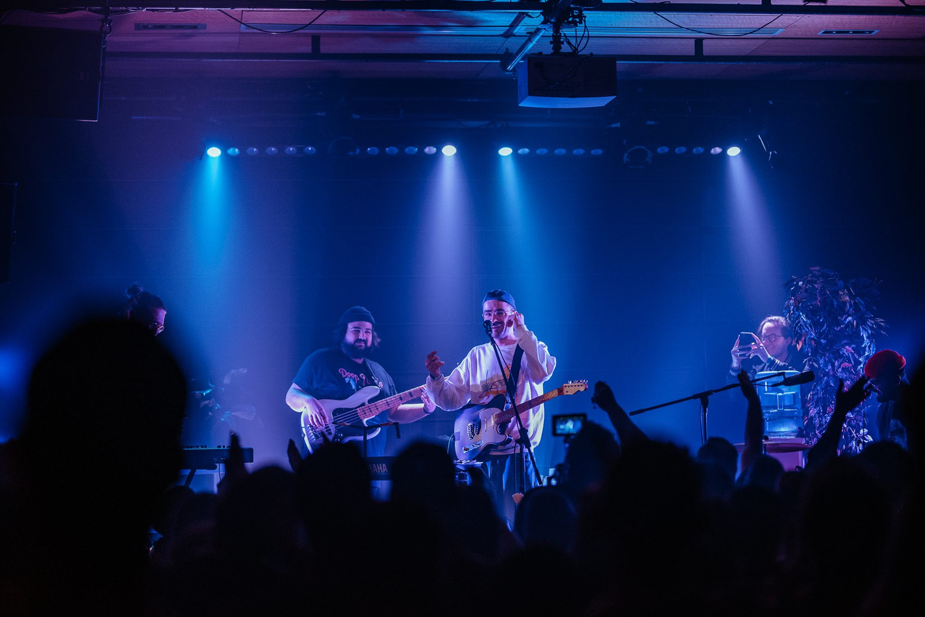 """Review: JORDANN's """"Connecting Visitors to Fun"""" EP Launch"""